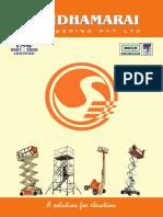 Scaffolding Tower Ladder_SEPL BROCHURE