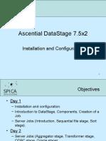 DataStage Installation