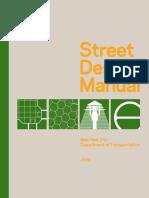 Street Design Manual