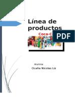 Linea de Producto COCA-COLA