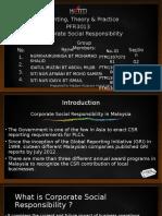 Presentation | Accounting Theory