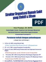 Organisasi Rs Yg Efektif