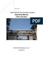 7. 7132249B.03&04 Analyzer System Manual V1.0 (Fine Coal Silo)
