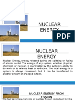 Nuclear Enegy