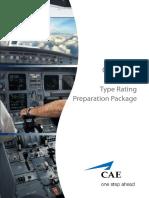 TR Prep Package Brochure CAE