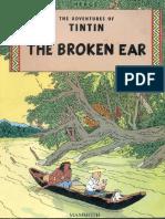 Tintin and the Broken Ear