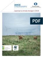 ERBD Climate Change - Report and strategy