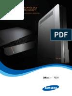 Samsung PBX Officeserv 7030