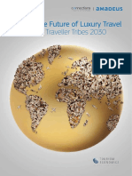 Shaping the Future of Luxury Travel Report