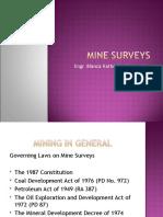 Mine Surveys