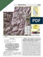 Ley No 30456 - Ley de Delimitacion Territorial de la Provincial de La Convención.pdf
