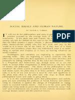 Social Ideals and Human Nature..pdf