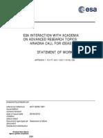 Ariadna - Statement of Work