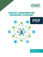 PGXPM Admissions Brochure 2016-18