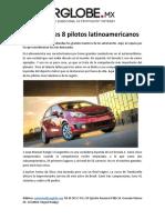 Los Mejores 8 Pilotos Latinoamericanos