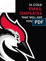 15 Cold Email Templates That Will Get You Leads-updated
