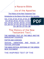 The Acts of the Apostles (NB)
