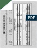 7.0 Epic Referance Sheets