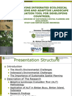 20091006-SS-Pp1-28-Applying Integrated Ecological Planning and ALIT