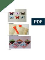 Mẫu Origami