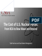 Cost of Nuclear Forces Slides