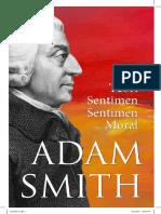 Teori Sentimen-Sentimen Moral