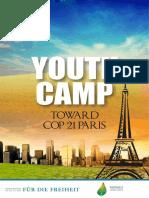 Youth Camp Toward COP 21 Paris