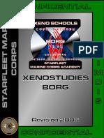 Xenostudies Borg Manual