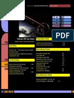 Vulcan Sh Ran Class