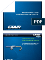 exair - th - adjustable spot cooler presentation
