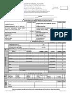 Formato Precalificacion Licencia Construccion Fracc