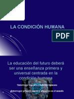 La Condicion Humana