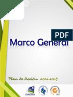 Cap i Marco General CORMACARENA