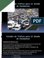 Estudio de Tráfico para el diseño de Pavimentos.pdf