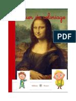Cahier Coloriage Art
