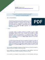 Constituição Da República Federativa Do Brasil - São Brasileiros Art 12 Cf
