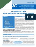 Infac v18 n5 Fotoprotector2