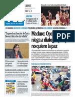 Diario Ciudad Valencia EDICIÓN 1491 Jueves 30 de junio