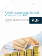 Credit Management Through Order-To-Cash BPO