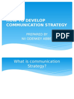 HOW TO DEVELOP COMMUNICATION STRATEGY.pptx