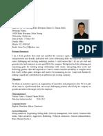e-portfolio-resume