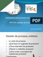 PPT Nº4 Gestion Procesos KPI TAGEppt
