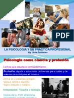 Psicología y Practica Profesional