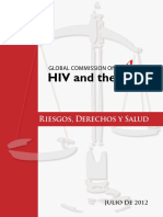 Comisión Global VIH y La Ley