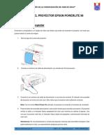 Manual Del Proyector Epson - Anexado Al Informejec 005