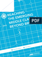 Reaching the Emerging Middle Classes Beyond BRIC