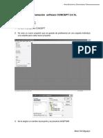 Guia de Configuracion Concept 2.6
