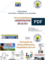 Celulas Misioneras, Presentac en Jepg