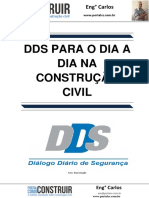 DDS para o dia a dia na Construção Civil