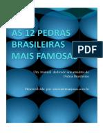 eBook 12 Pedras Brasileiras